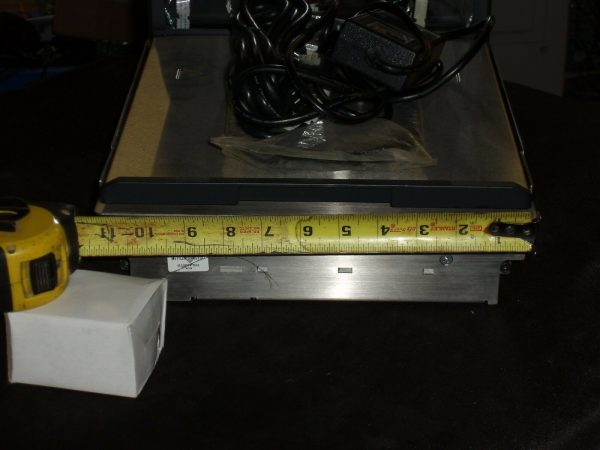 Metrologic Stratos Grocery Scale Scanner MS2320-11KS RS232 Serial CRE pcAmerica