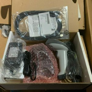 Metrologic Honeywell MS4820 Barcode Scanner BT USB 1D 2D Nice Condition open box