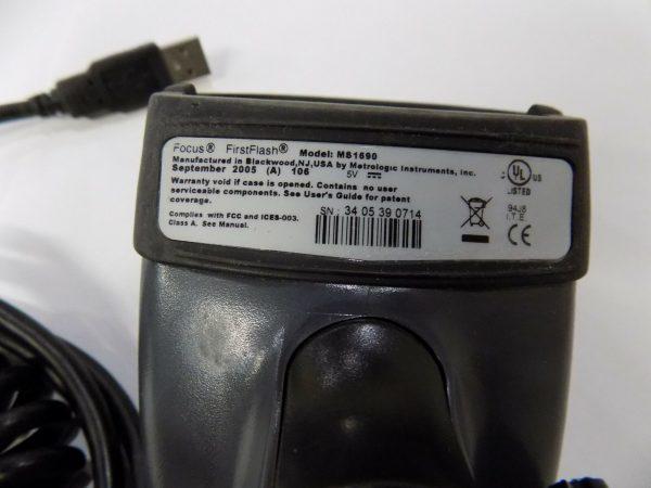Metrologic Focus MS1690 Handheld Barcode Scanner
